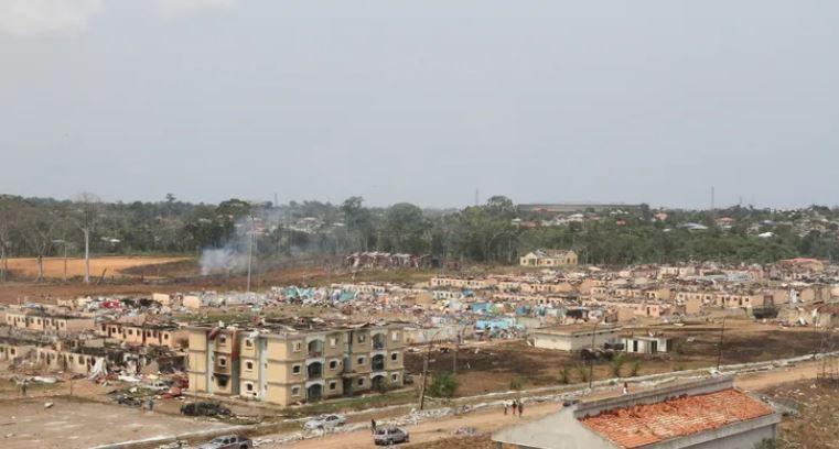 Altrad, partie prenante en matière de solidarité après la catastrophe de Bata, en Guinée Equatoriale