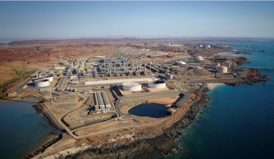 Woodside Karratha's LNG Facilities – Contract Extension