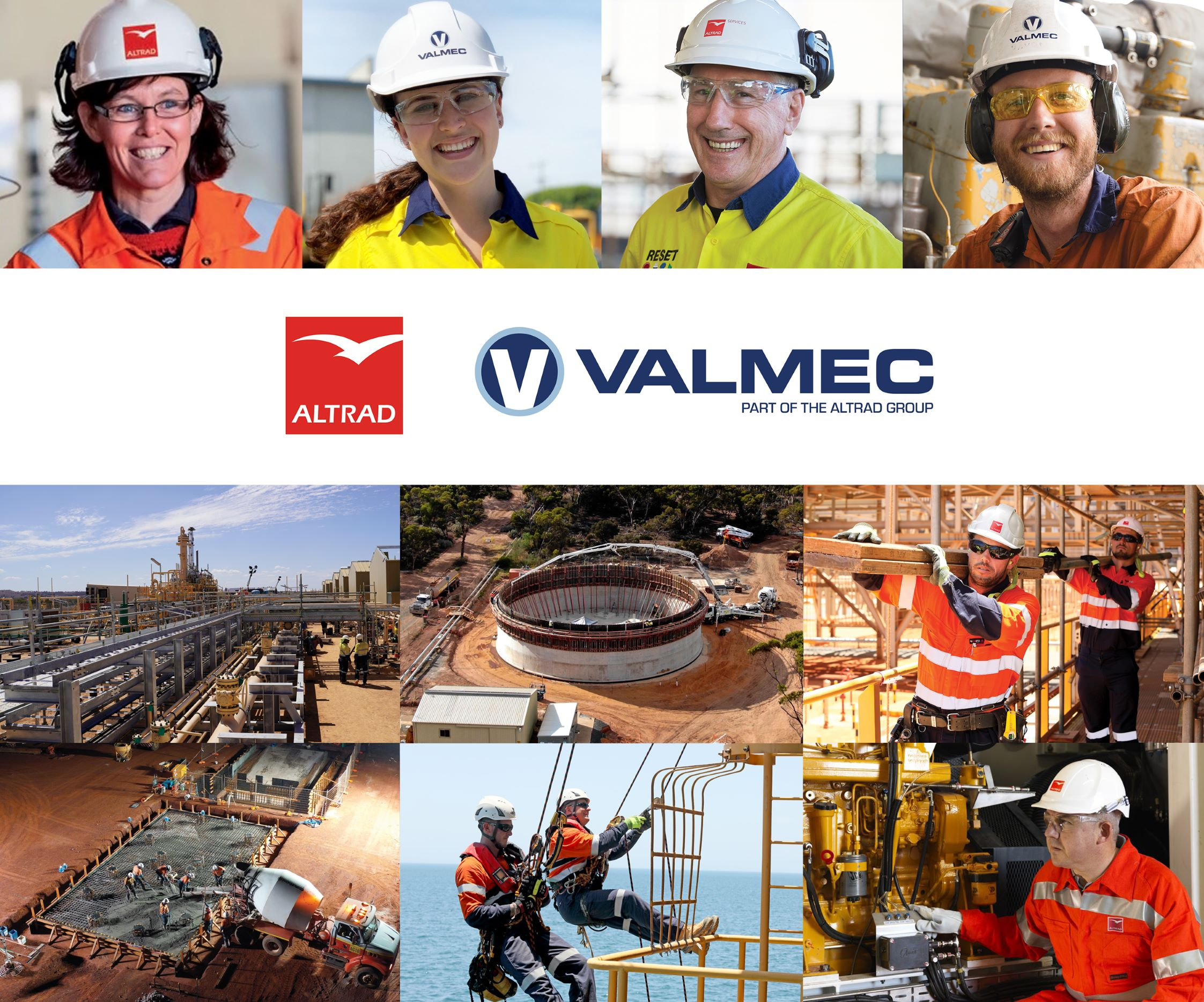 Altrad Completes Valmec Acquisition