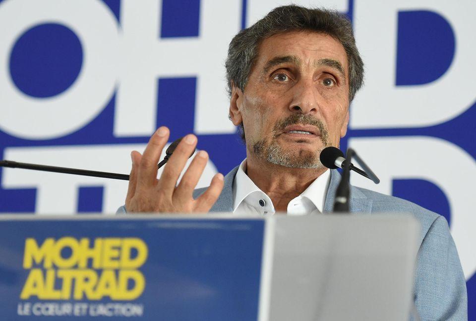 Message faisant suite aux élections municipales de Montpellier
